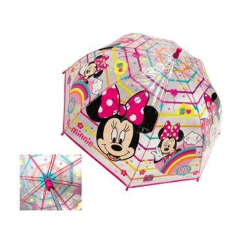 """*Code:3647, Official """"Minnie"""" Umbrella £2.95.  pk6.."""