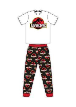"Code:33477, Official ""Jurassic Park"" Mens Pyjama £7.25. pk24..."