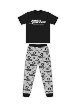 "Code:33480, Official ""Fast And Furious"" Mens Pyjama £7.25.  pk24..."