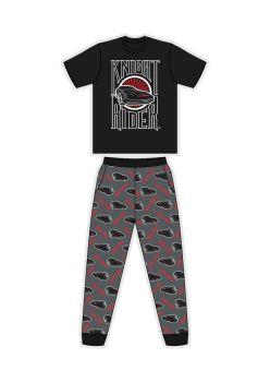"""Code:33476, Official """"Knight Rider"""" Mens Pyjama £7.25.  pk24..."""