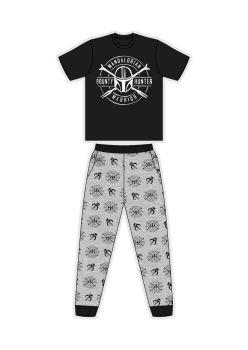 "Code:33475, Official ""Mandalorian"" Mens Pyjama £7.50.  pk12..."