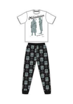"Code:33474, Official ""Mandalorian"" Mens Pyjama £7.25.  pk24..."