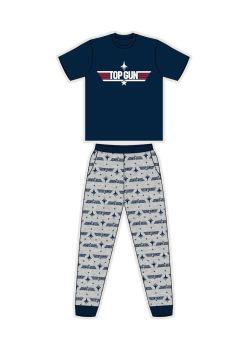 """Code:33489, Official """"Top Gun"""" Mens Pyjama £7.50. pk12..."""