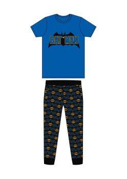 "Code:31558, Official ""Batman"" Mens Pyjama £7.50. pk12..."