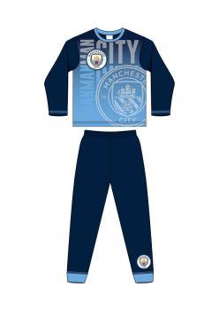 "*Code:33895, Official ""Manchester City"" Boys Pyjama £4.40. pk18..."