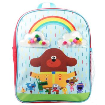 "**HEY1896, Official ""Hey Duggee"" Backpack £4.75.  pk6.."