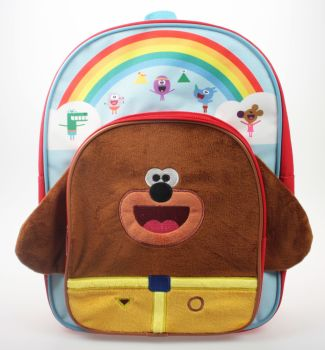 "*HEY1898, Official ""Hey Duggee"" Novelty Backpack £5.95.  pk6..."