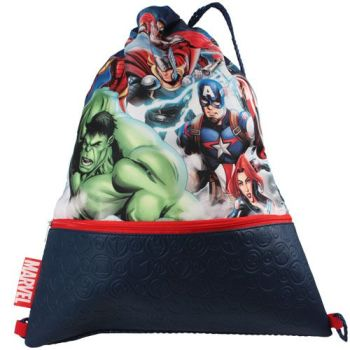 *AVENG261, Official Marvel Avengers Trainer Bag £3.75.  pk12..