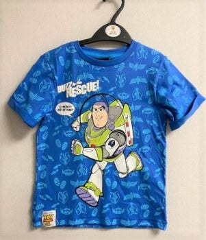 "*Code:2236540, Ex Stores Boys ""Toy Story"" T shirt £2.50.  pk10..."