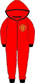 """*WH33000, Official """"Manchester United"""" Boys All in One £8.00.  pk18..."""
