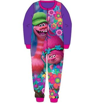 """*WH31131, Official """"Trolls"""" Girl All in One £3.50.  pk12..."""