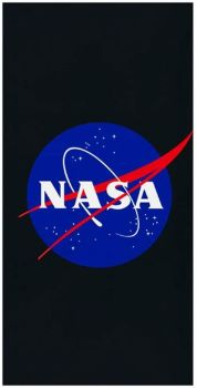 "*V8474, Official ""NASA"" Towel £5.50.  pk6.."