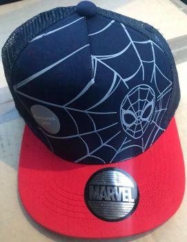 Code:868, Ex Stores Boys Marvel Spiderman Cap £1.95.  pk12...
