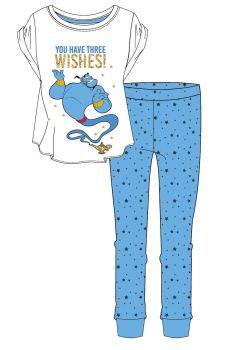 "Code:31803, Official ""Aladdin"" Ladies Pyjama £6.15.   pk8.."