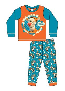 "*Code:33511, Official ""Tigger"" Baby Boys Pyjama £3.10.   pk18...."