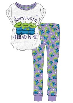 "Code:33405, Official ""Toy Story"" Ladies Pyjama £6.25.   pk8.."