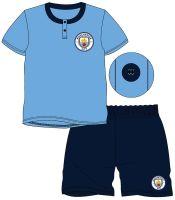 "*WH32019, Official ""Manchester City"" Boys Shortie Pyjama £4.25.  pk18..."