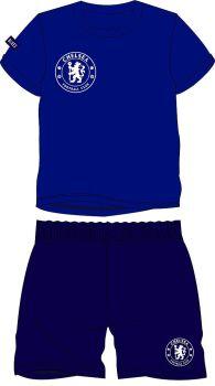 "*WH35027, Official ""Chelsea"" Boys Shortie Pyjama £4.20.  pk18...."