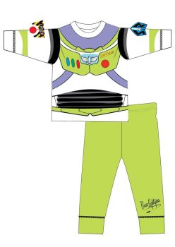 "***Code:34366, Official ""Toy Story"" ""Buzz Lightyear"" Boys Novelty Pyjama £4.80.  pk18..."