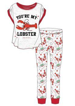 "Code:34211, Official ""Friends"" Ladies Pyjama £6.20.   pk8.."