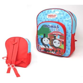 "Code:9499, Official ""Thomas & Friends"" Deluxe Backpack £3.95.  pk12..."