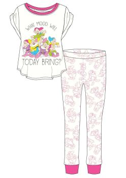 "Code:33697, Official ""Snow White"" Ladies Pyjama £5.90. pk24...."