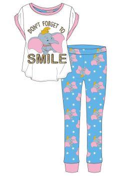 Code:33392, Ladies Dumbo Pyjama £5.90. pk24....