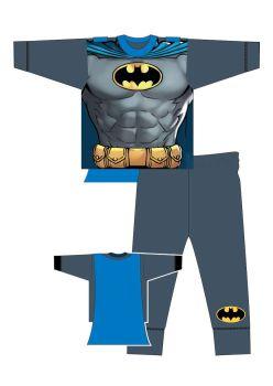 """*Code:34119, Official """"Batman"""" Boys Novelty Pyjama £4.95. pk18..."""