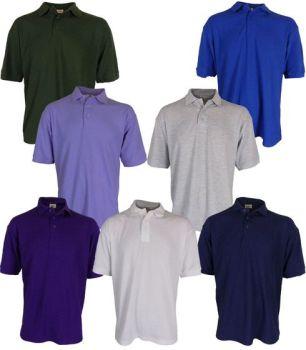 *MTP0096, Mens Plain Polo T shirt £2.00.   pk48....
