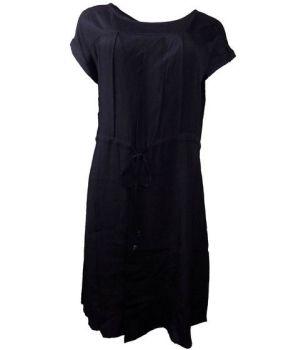 *CHR60, EX N-XT LADIES S/S TIE WAIST DRESS £3.95.  PK24...