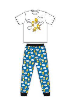 """Code:34611, Official """"Simpsons"""" Mens Pyjama £7.75.  pk12..."""