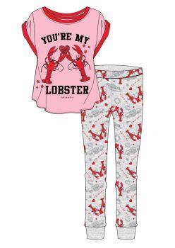 "Code:34233, Official ""Friends"" Ladies Pyjama £6.20. pk8...."