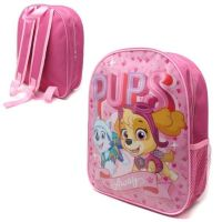 "**Code:9182, Official ""Paw Patrol"" Junior Backpack £2.25.  pk6.."