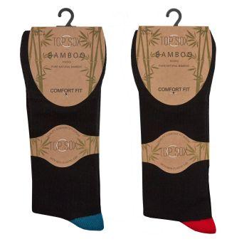 40B533, Mens Bamboo Non Elastic  Heel & Toe Socks £8.40 a dozen.   3 dozen...