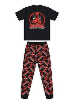 "Code:33933, Official ""Deadpool"" Mens Pyjama £7.75.  pk12..."
