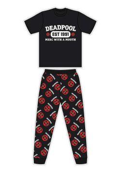 "Code:33934, Official ""Deadpool"" Mens Pyjama £7.75.  pk12..."