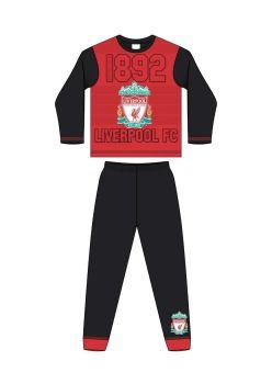 "**Code:33900, Official ""Liverpool"" Boys Pyjama £4.50.  pk18...."
