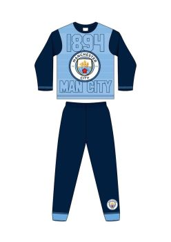 "*Code:33901, Official ""Manchester City"" Boys Pyjama £4.50.  pk18..."