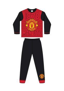 "*Code:33902, Official ""Manchester United"" Boys Pyjama £4.50.  pk18..."