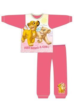 "*Code:34378, Official ""Lion King"" Girls Pyjama £3.40. pk18..."