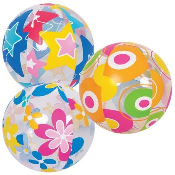 Code:867202, Novelty Beach Ball £0.75.  pk12..