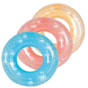 Code:835031, Inflatable Turbo Ring Glitter £2.35.  pk12...