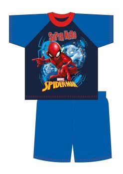 "**SKP4832, Official ""Spiderman"" Boys Shortie Pyjama £3.75.  pk18..."