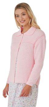 **MA07917, Ladies Knitted Bed Jacket...