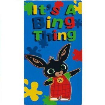 """*BN987, Official """"Bing"""" beach towel £5.75. pk6...."""