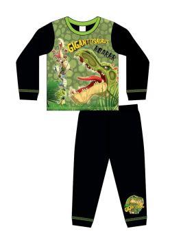 "**Code:34355, Official ""Gigantosaurus"" Boys Pyjama £3.40. pk18..."