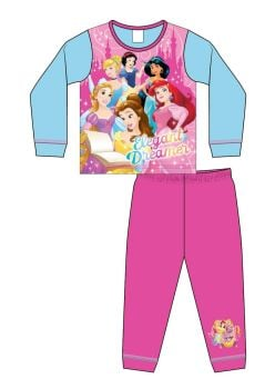 "**Code:34362, Official ""Disney Princess"" Girls Pyjama £3.40. pk18..."