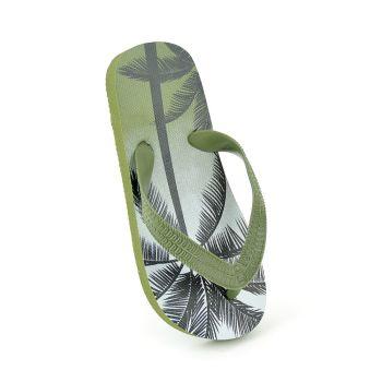 FT1871, Boys Palm Tree Print Flip Flop £1.45.  pk20...