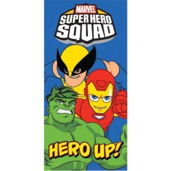 V7533, Official Marvel Super Hero Squad Beach Towel £5.50.  pk6...