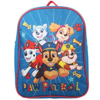 "*PAW2285, Official ""Paw Patrol"" Backpack £5.00.  pk6.."